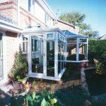 Custom shape conservatory