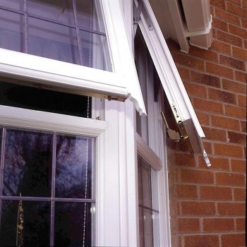 Mock sash horn casement uPVC windows